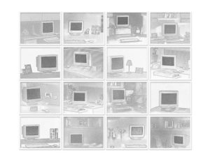 Penelope Umbrico: Office / Still Lives (as Photocopies), 2007